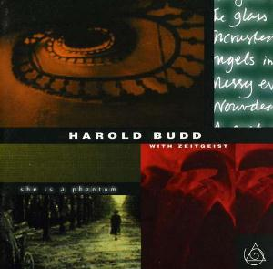 Harold Budd She Is A Phantom album cover