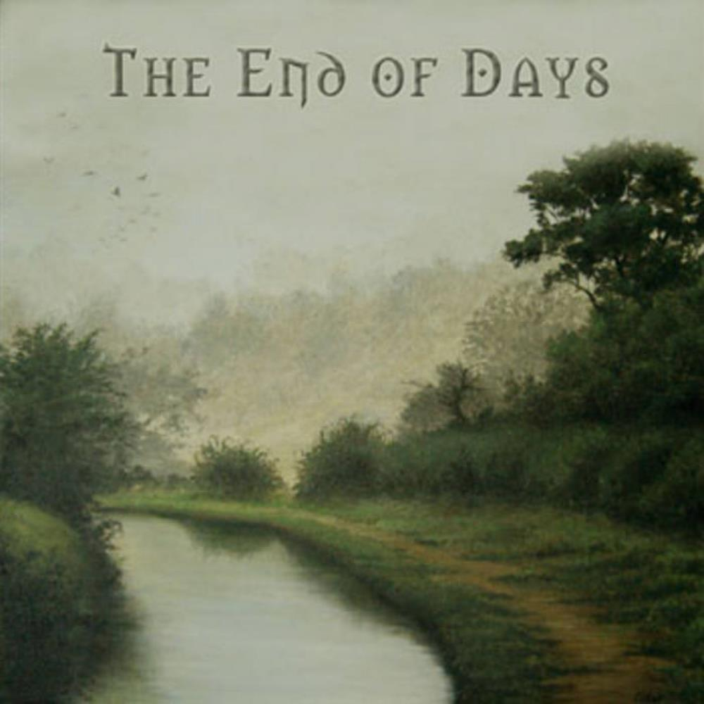 Rick Miller The End Of Days album cover