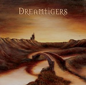 Rick Miller Dreamtigers album cover