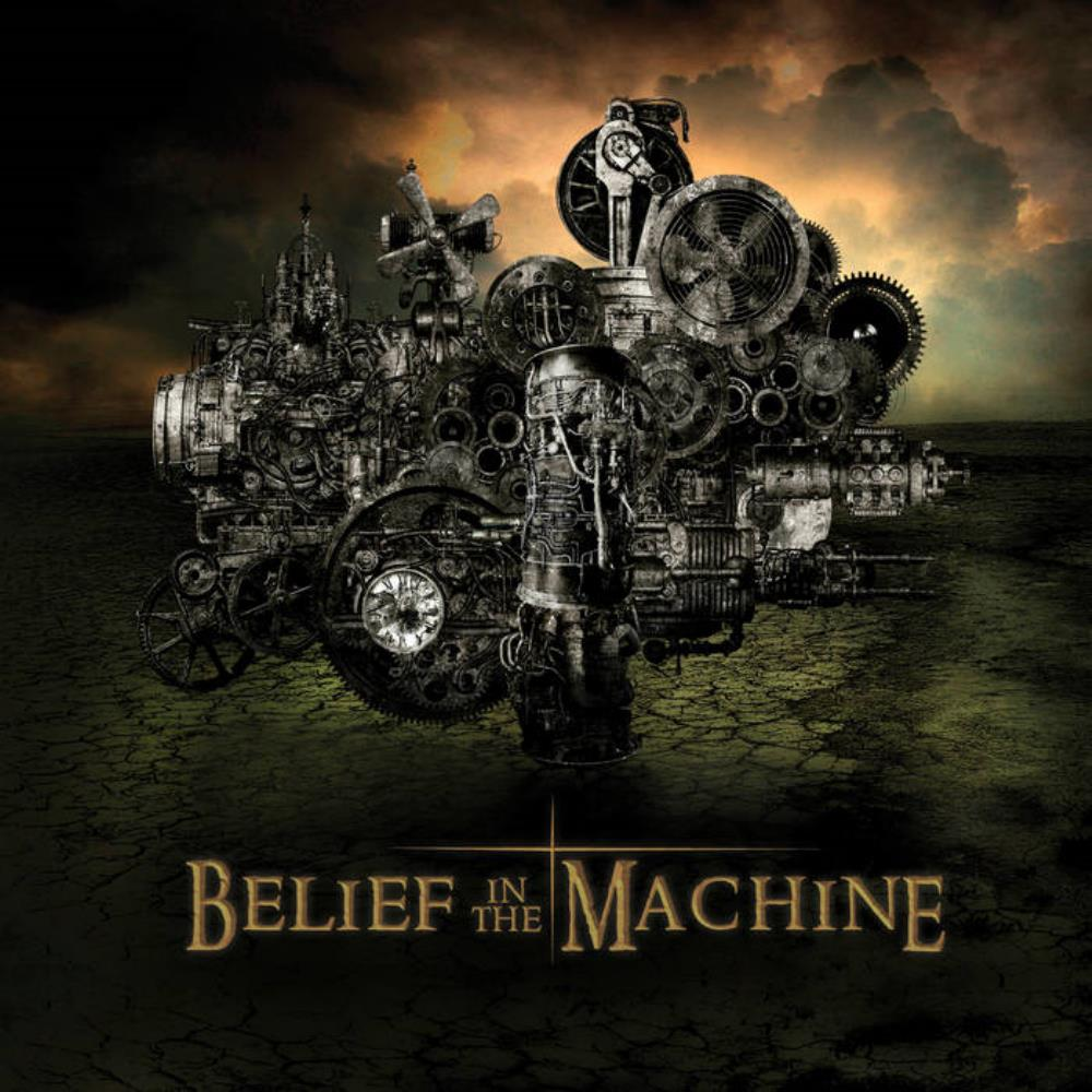 Belief in the Machine by MILLER, RICK album cover