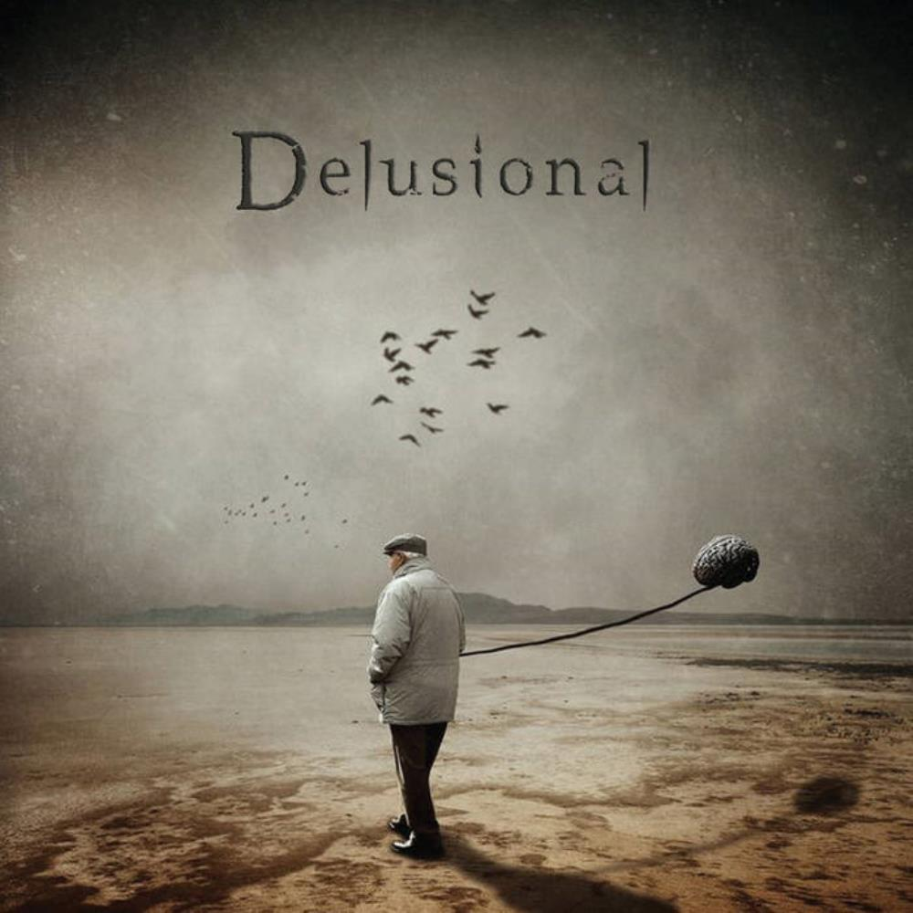 Delusional by MILLER, RICK album cover