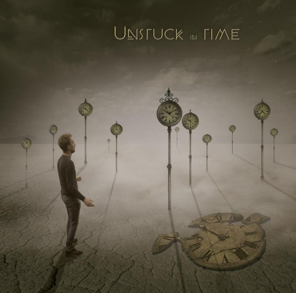 Unstuck in Time by MILLER, RICK album cover