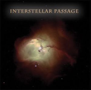 Rick Miller - Interstellar Passage CD (album) cover