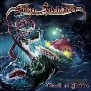 Solar Architect Wrath of Nature album cover