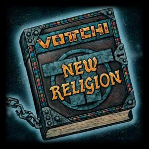 New religion by VOTCHI album cover