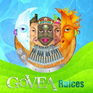 Govea - Raíces CD (album) cover