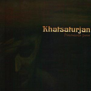 Khatsaturjan Disconcerto Grosso album cover