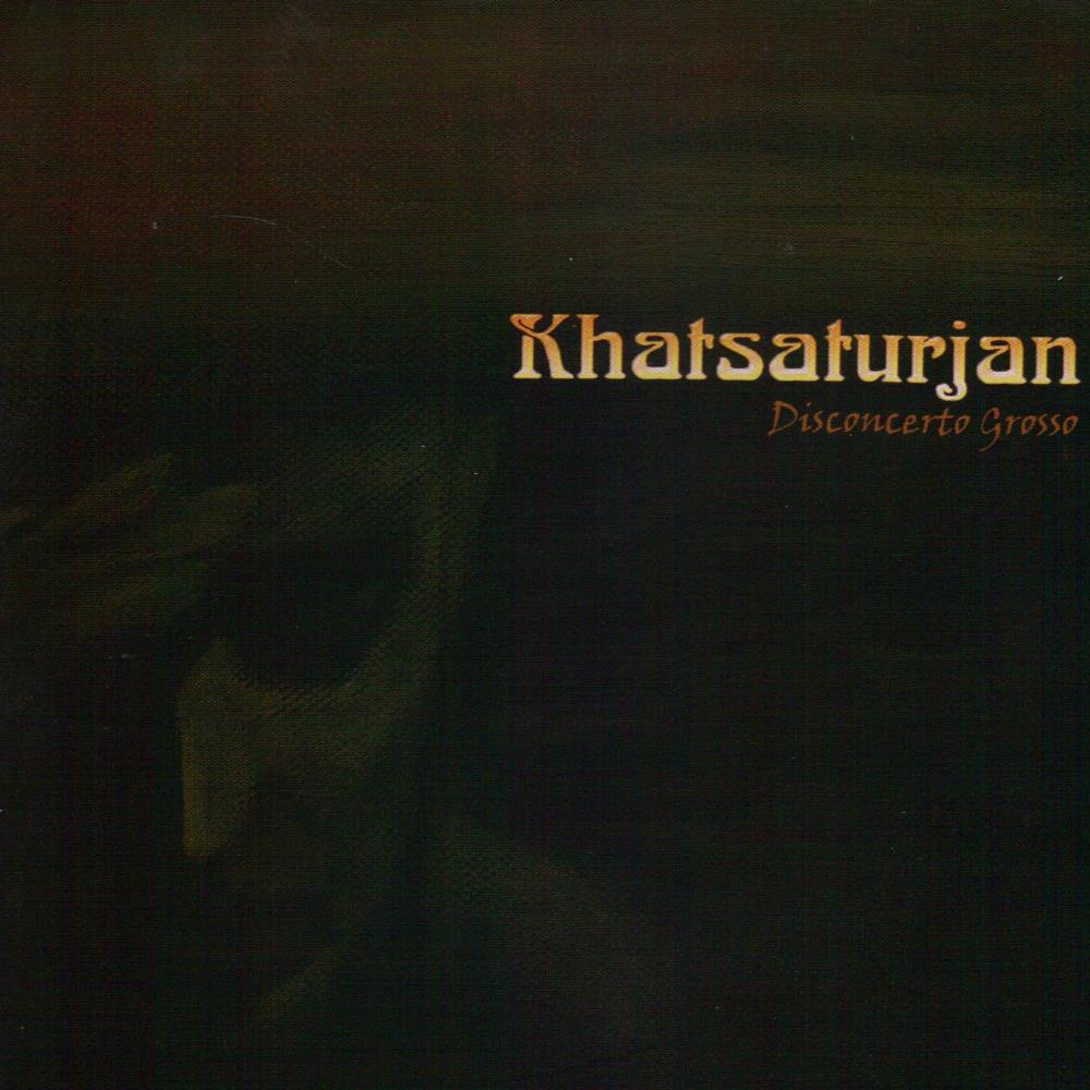 Disconcerto Grosso by KHATSATURJAN album cover