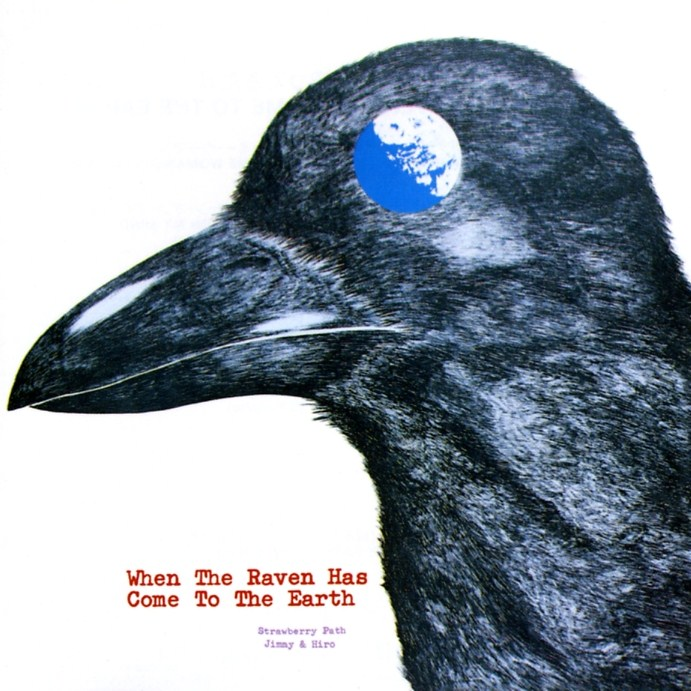 Flied Egg / Strawberry Path - When The Raven Has Come To The Earth CD (album) cover