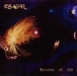 Esagil Reverse of Life album cover