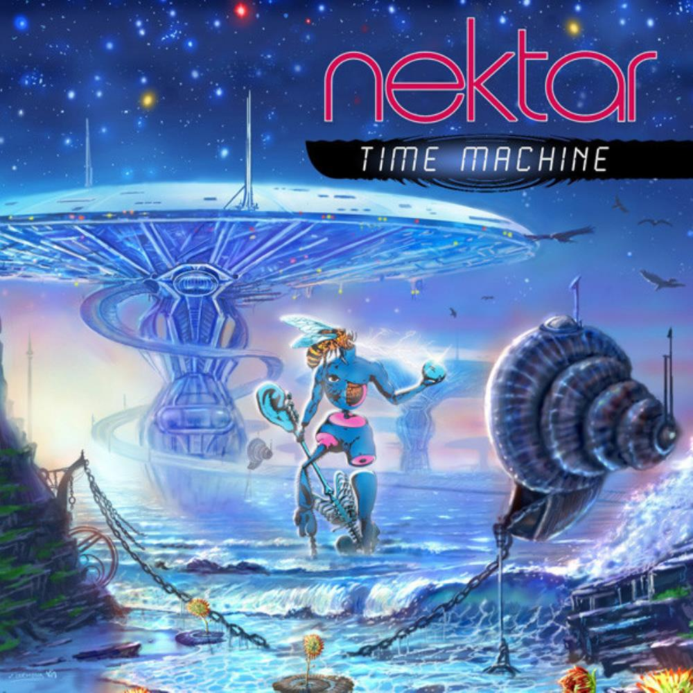 Nektar - Time Machine CD (album) cover