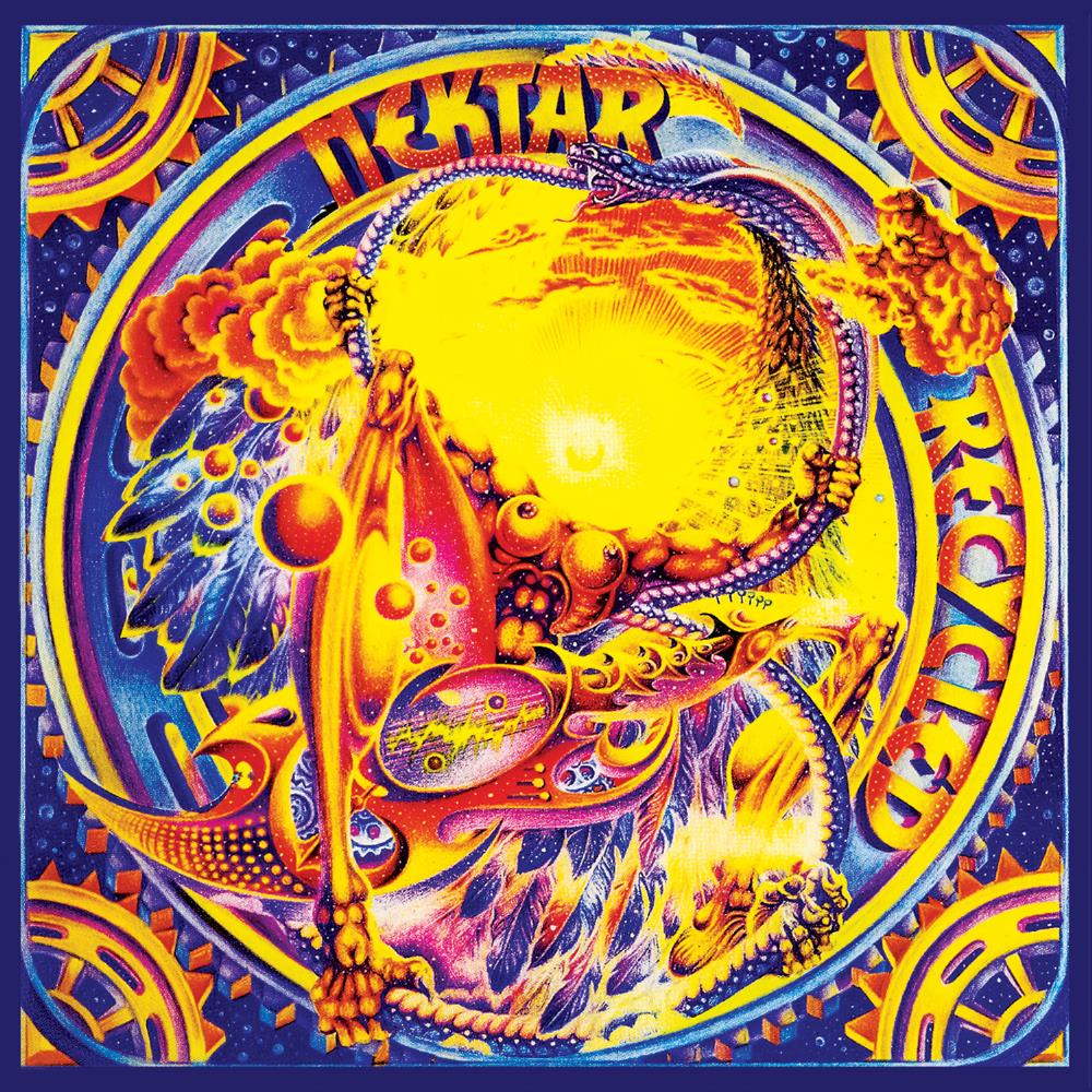 Recycled by NEKTAR album cover