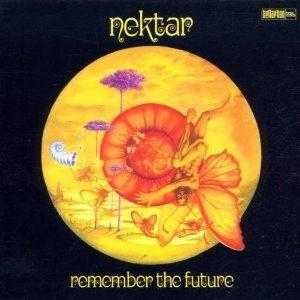 Nektar - Remember The Future CD (album) cover