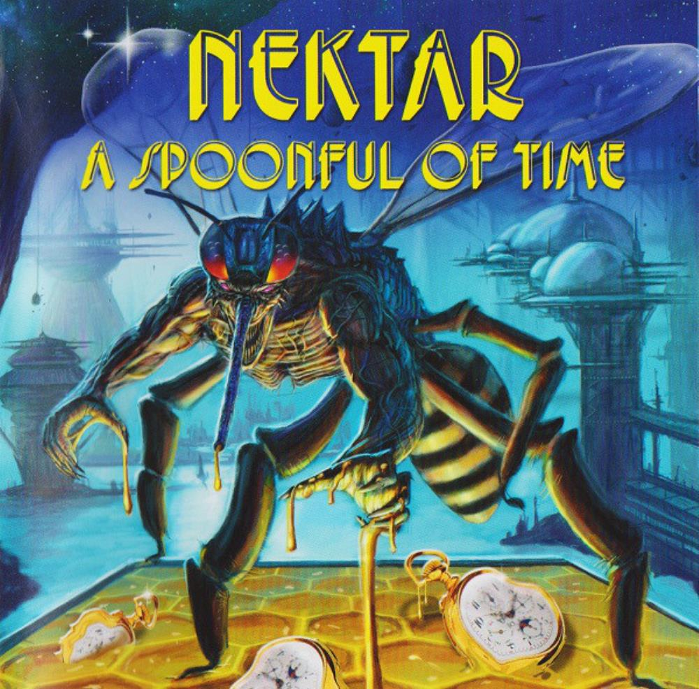 A Spoonful Of Time by NEKTAR album cover