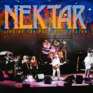 Nektar Live At The Patriots Theater album cover