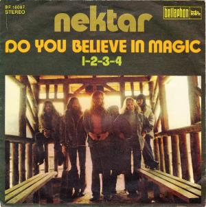 Nektar Do You Believe In Magic album cover
