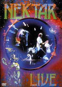 Nektar - Live CD (album) cover