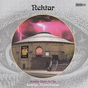 Nektar - Sunday Night At The London Roundhouse (1974) CD (album) cover