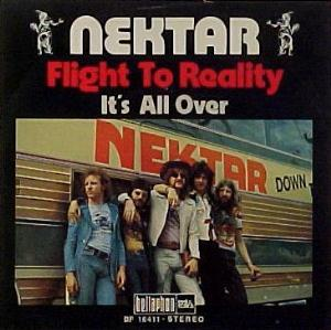 Nektar - Flight to Reality / It's All Over CD (album) cover