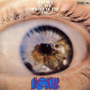 Journey To The Centre Of The Eye by NEKTAR album cover