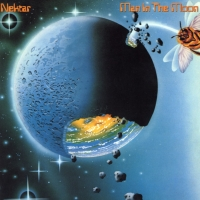 Nektar - Man in the Moon CD (album) cover