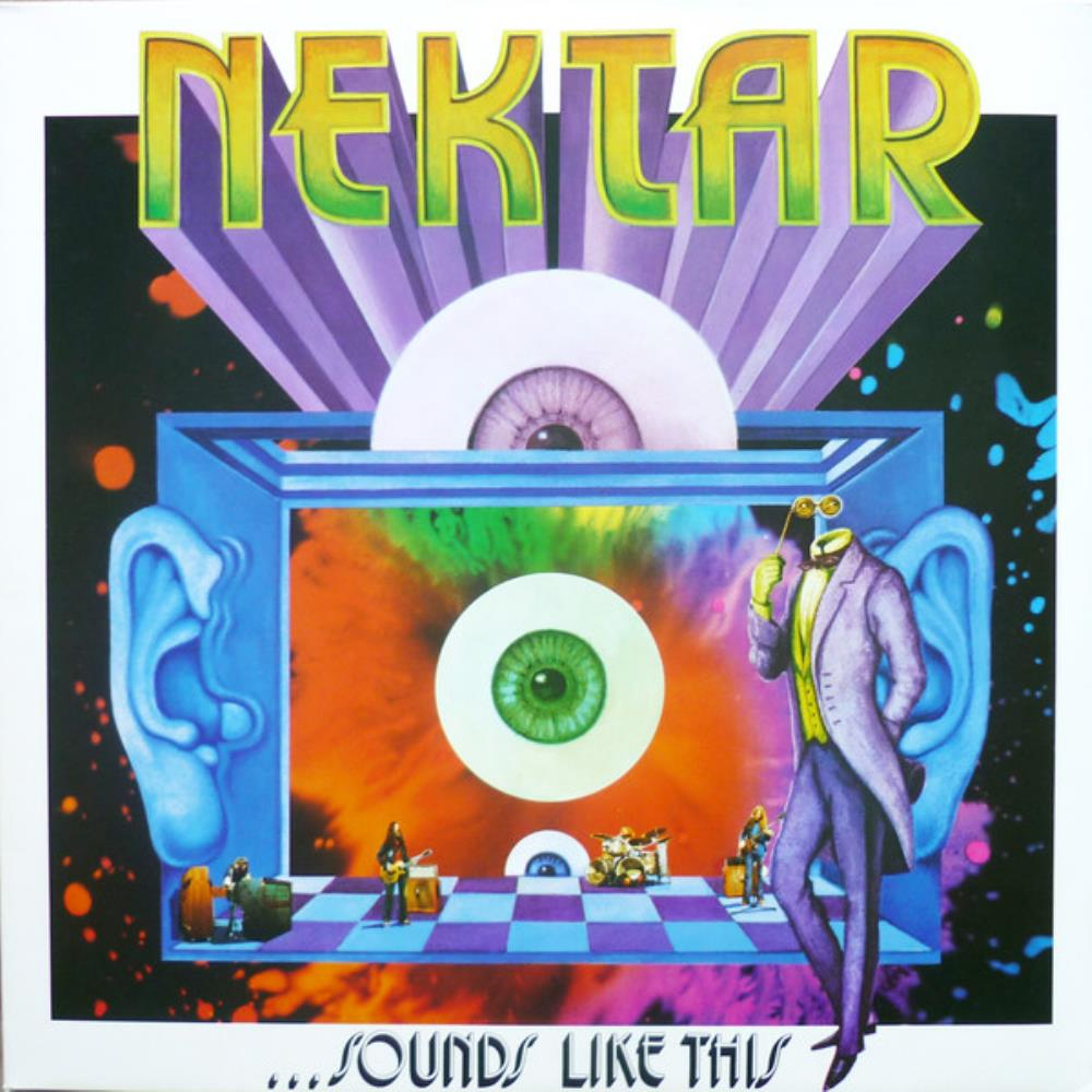 Nektar - ...Sounds Like This CD (album) cover