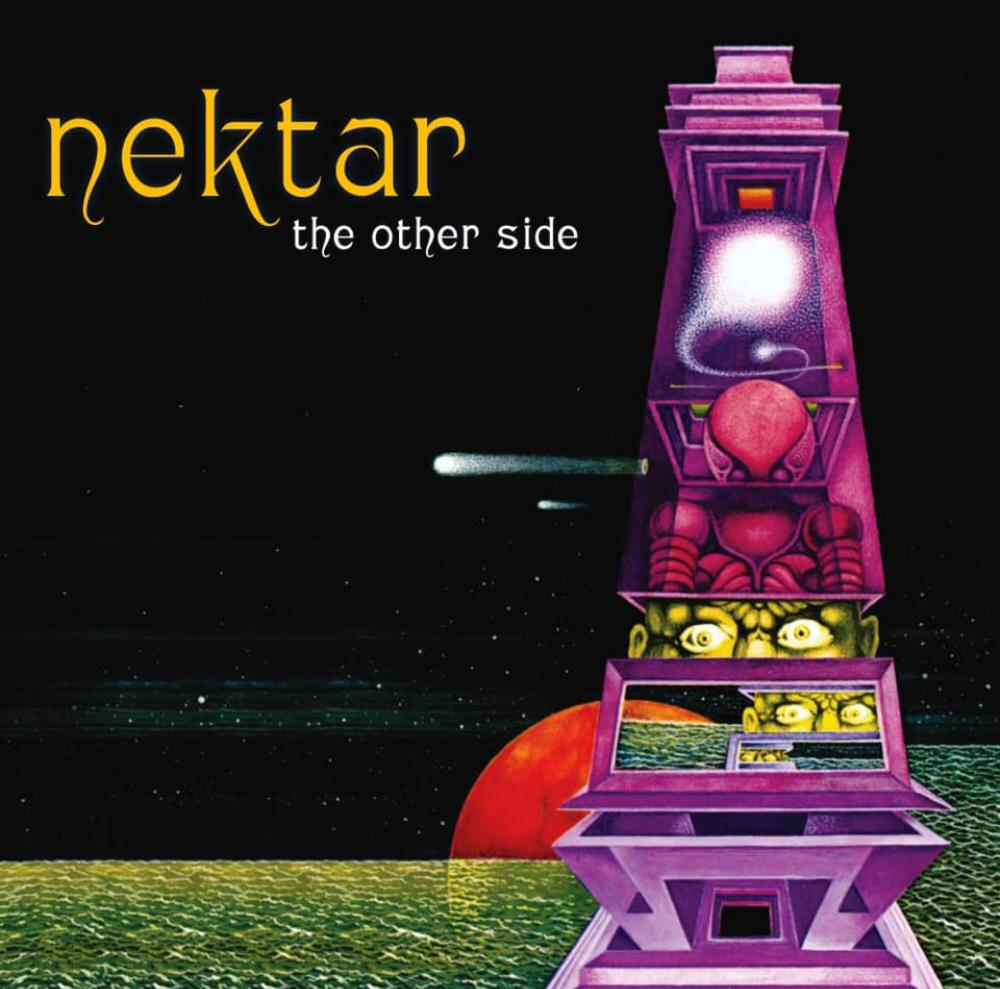 Nektar - The Other Side CD (album) cover