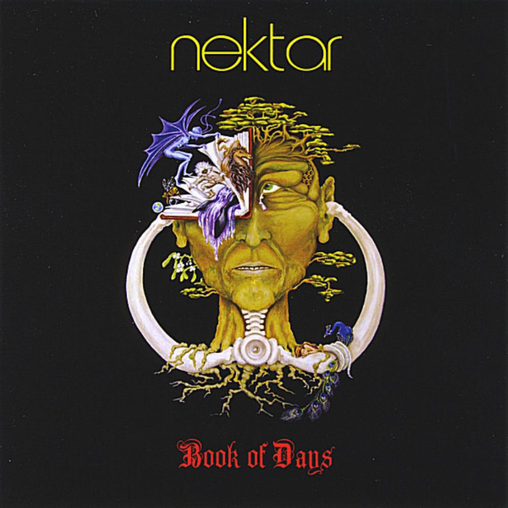 Nektar - Book Of Days CD (album) cover