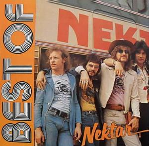 Nektar Best of Nektar album cover