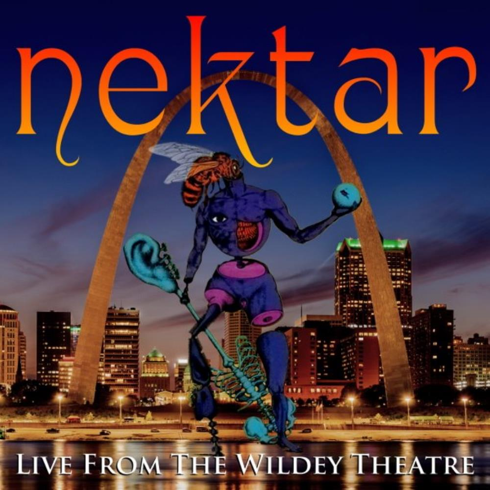Live from the Wildey Theatre by NEKTAR album cover
