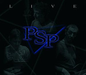 PSP Live by PSP (PHILLIPS SAISSE PALLADINO) album cover