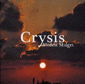 Crysis by MODEST MIDGET album cover