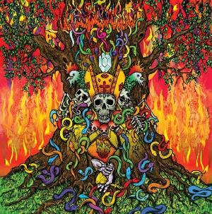Master Musicians Of Bukkake - Totem 3 CD (album) cover