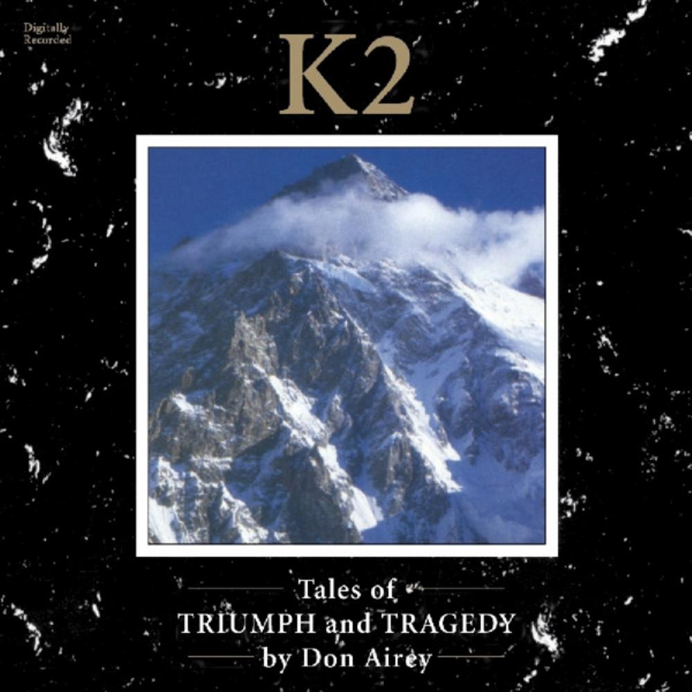Don Airey K2 (Tales Of Triumph & Tragedy) album cover