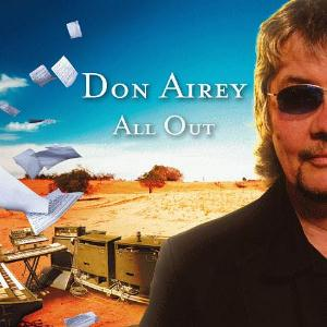 Don Airey All Out album cover