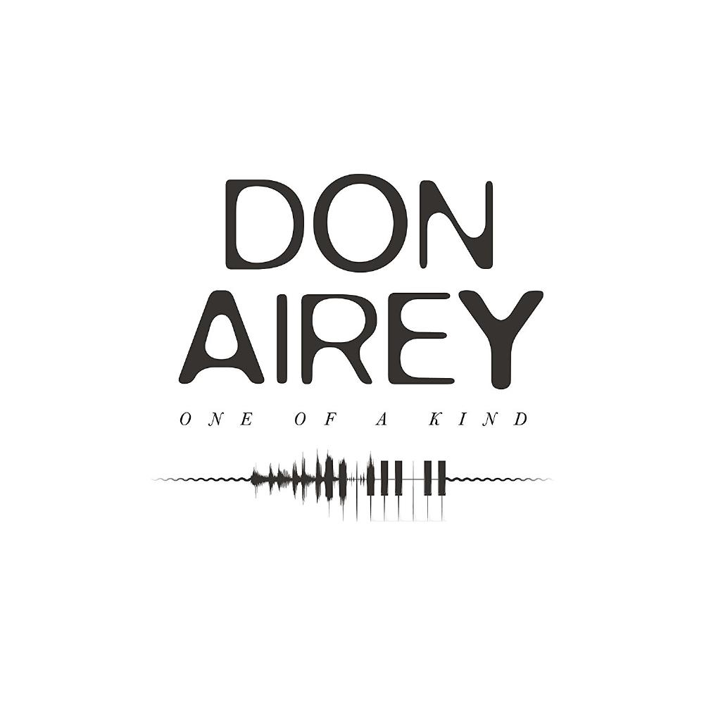 One Of A Kind by AIREY, DON album cover