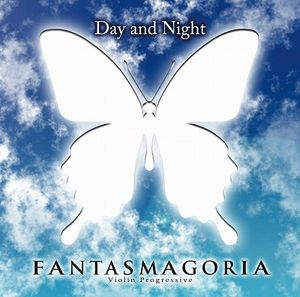 Fantasmagoria - Day And Night CD (album) cover