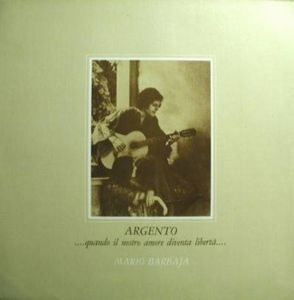 Argento by BARBAJA, MARIO album cover