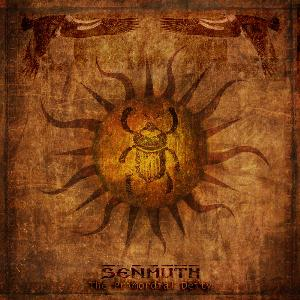 Senmuth The Primordial Deity album cover
