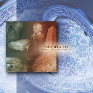 Senmuth The World's Out-of-place Artefacts III album cover