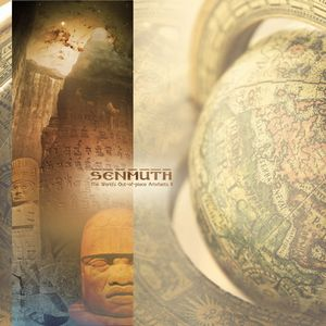 Senmuth The World's Out-of-place Artefacts II album cover