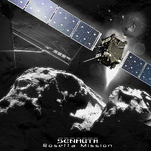 Rosetta Mission by Senmuth album rcover