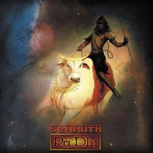 Senmuth - Ra Dhi CD (album) cover
