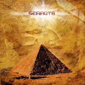 Senmuth - Kemet High Tech. Part II: History Illusions CD (album) cover