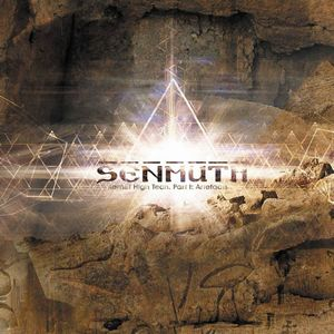Senmuth Kemet High Tech. Part I: Artefacts album cover