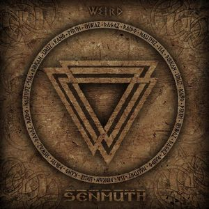 Senmuth - Weird CD (album) cover