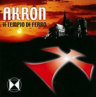 Il Tempio di Ferro by AKRON album cover