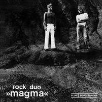 Magma - Rock Duo »Magma« CD (album) cover