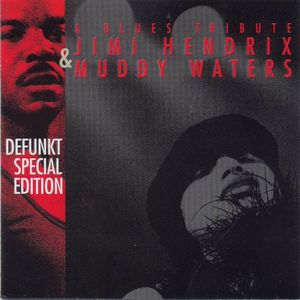 Defunkt A Blues Tribute - Jimi Hendrix & Muddy Waters album cover