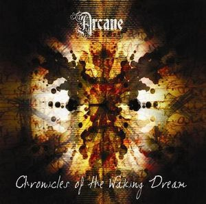 Arcane - Chronicles of the Waking Dream CD (album) cover